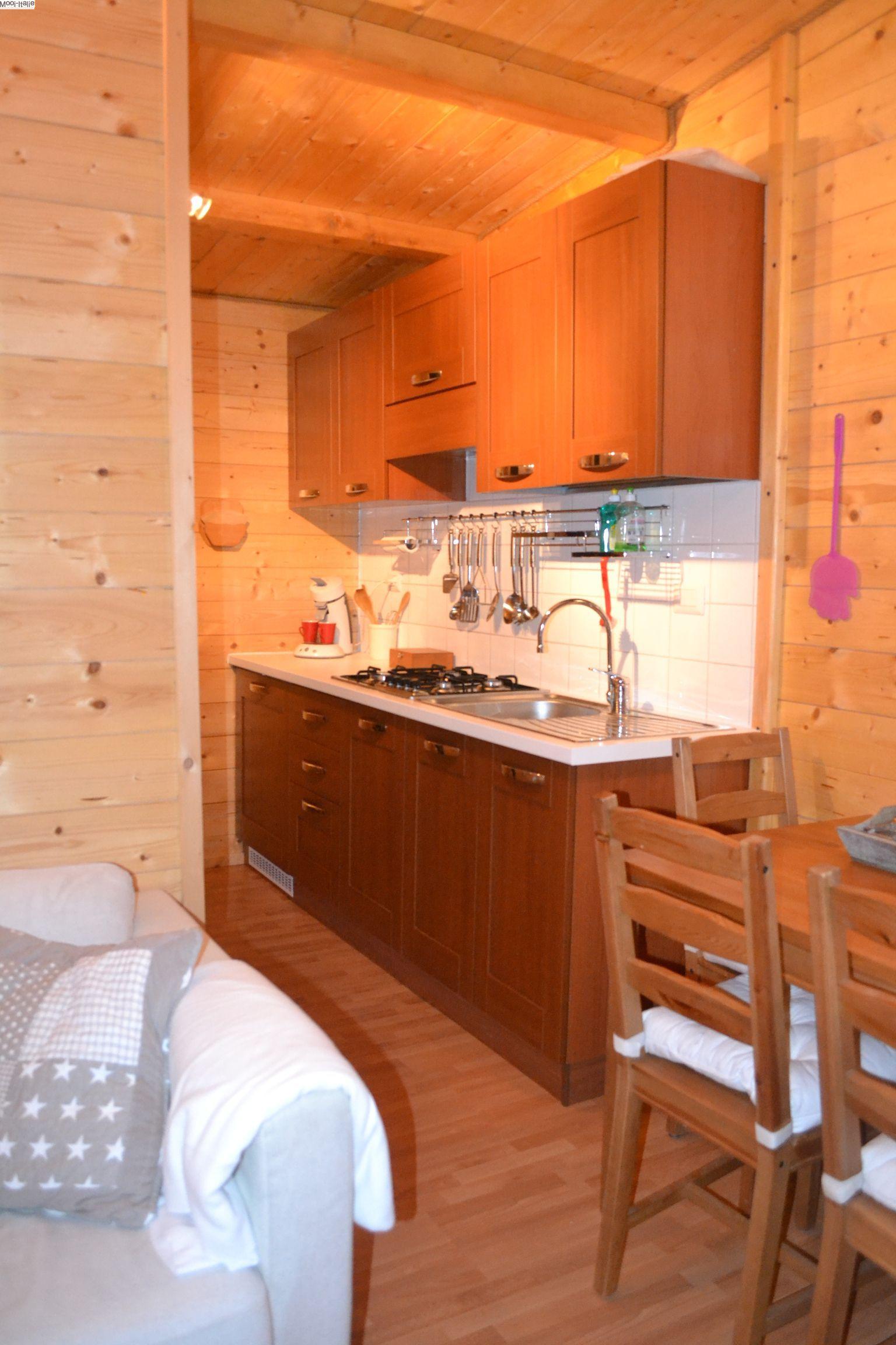 Torino 10 - keuken