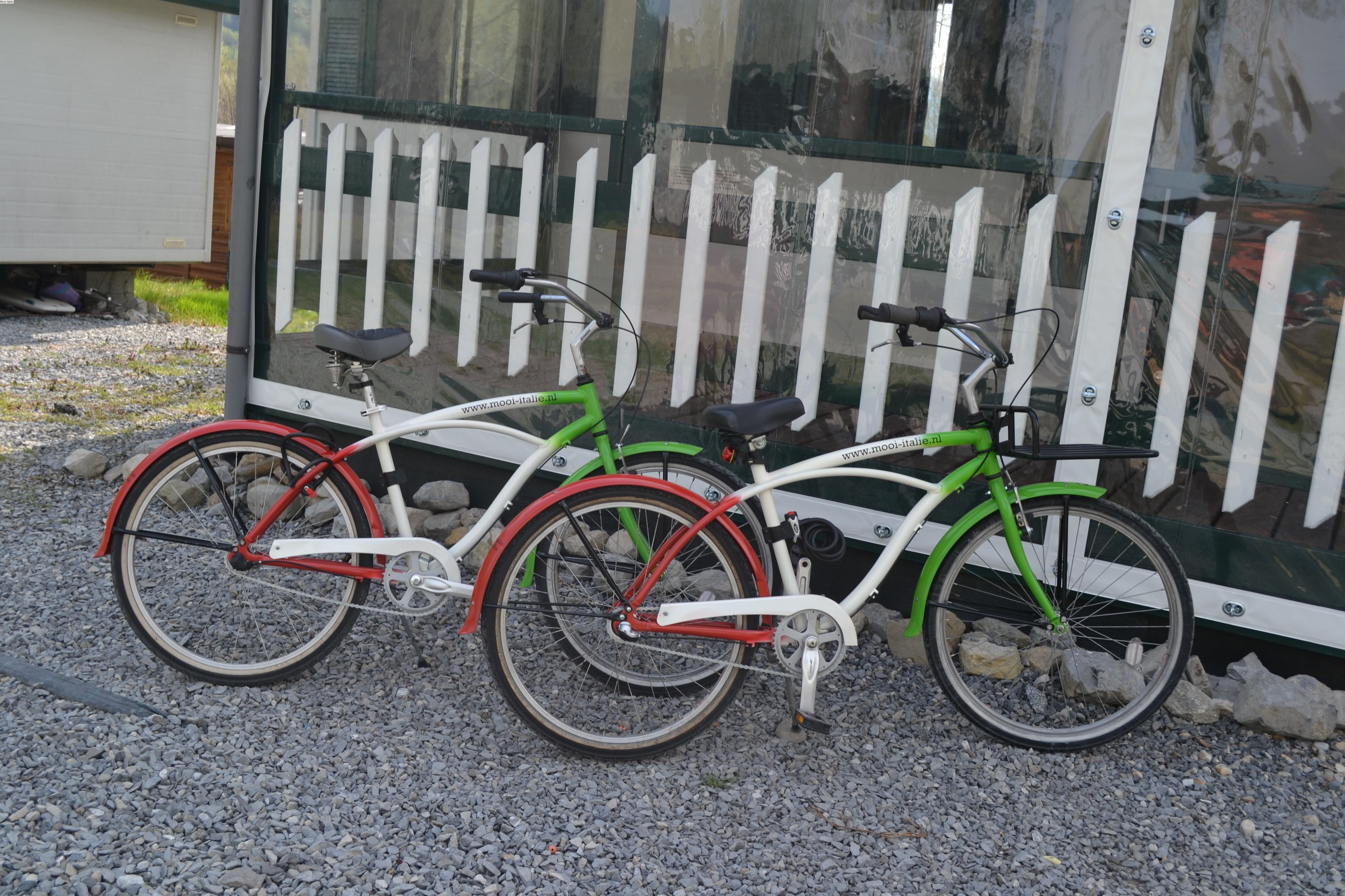 Zona Alta 60 - fietsen