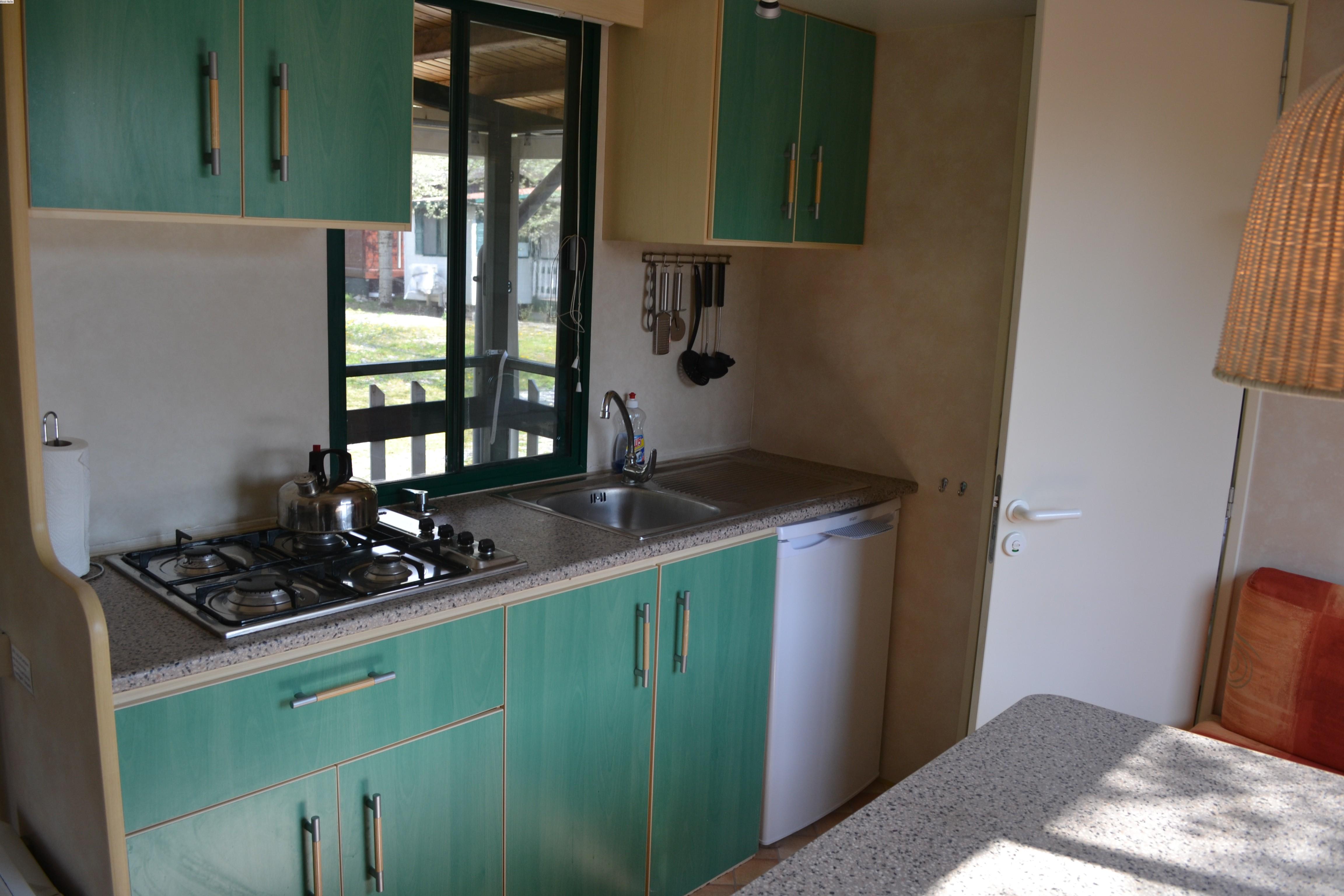 Zona Alta 60 - keuken