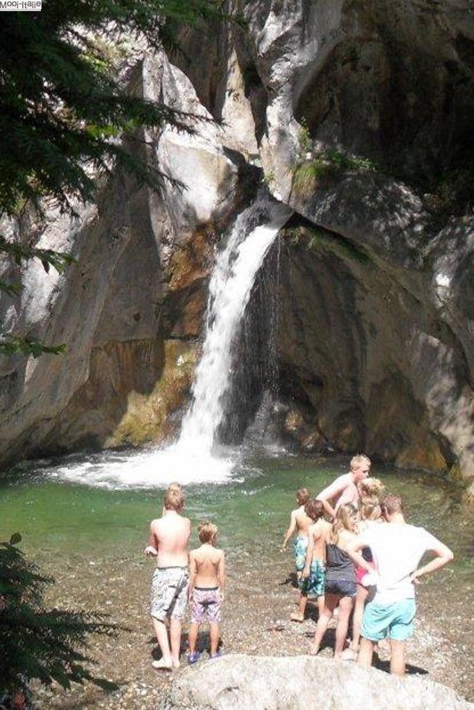 Waterval van Begna