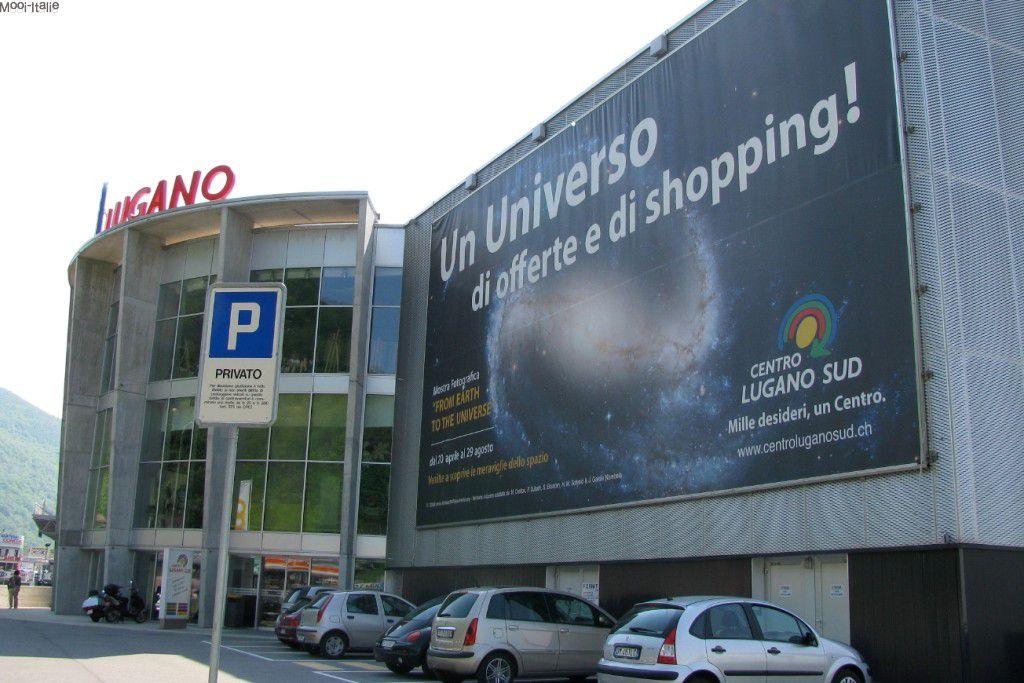 Lugano Winkelcentrum Sud